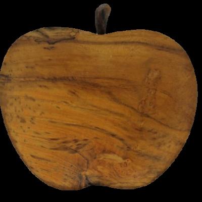 planchette forme pomme - dani deco